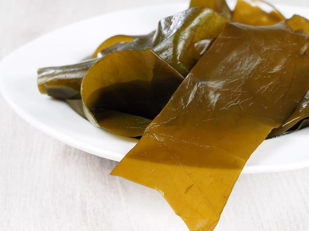 Kombu-Algen