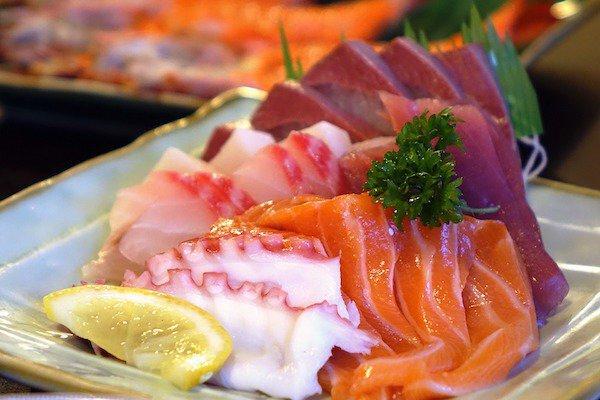 Sashimi-Fleischsorten