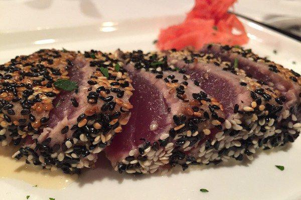 Thunfisch-Tataki