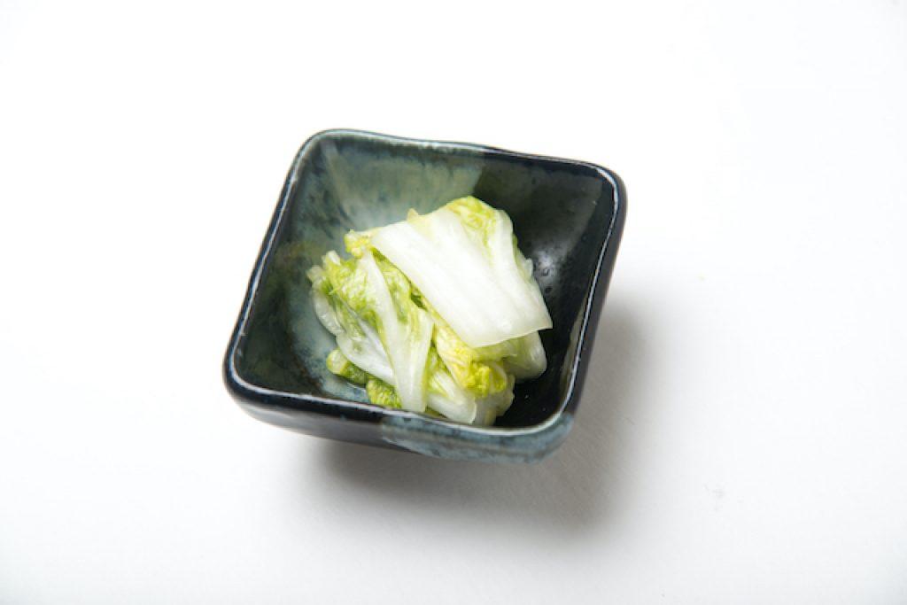 Tsukemono - Chinakohl